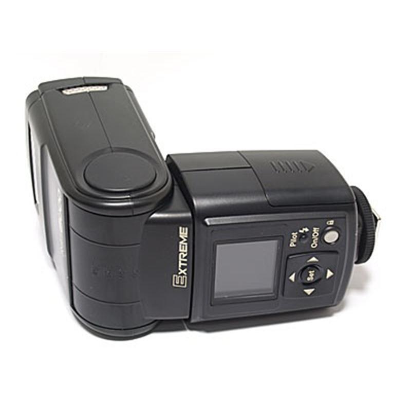 Nissin MG8000 Extreme Flashgun - Nikon Thumbnail Image 1