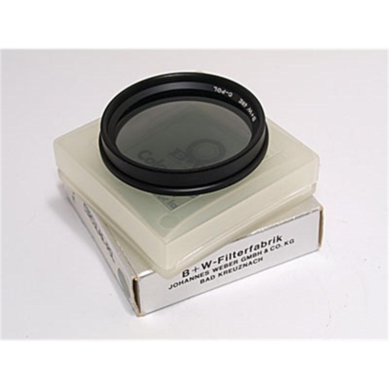 B+W 48mm Polariser Circular (S03) Image 1