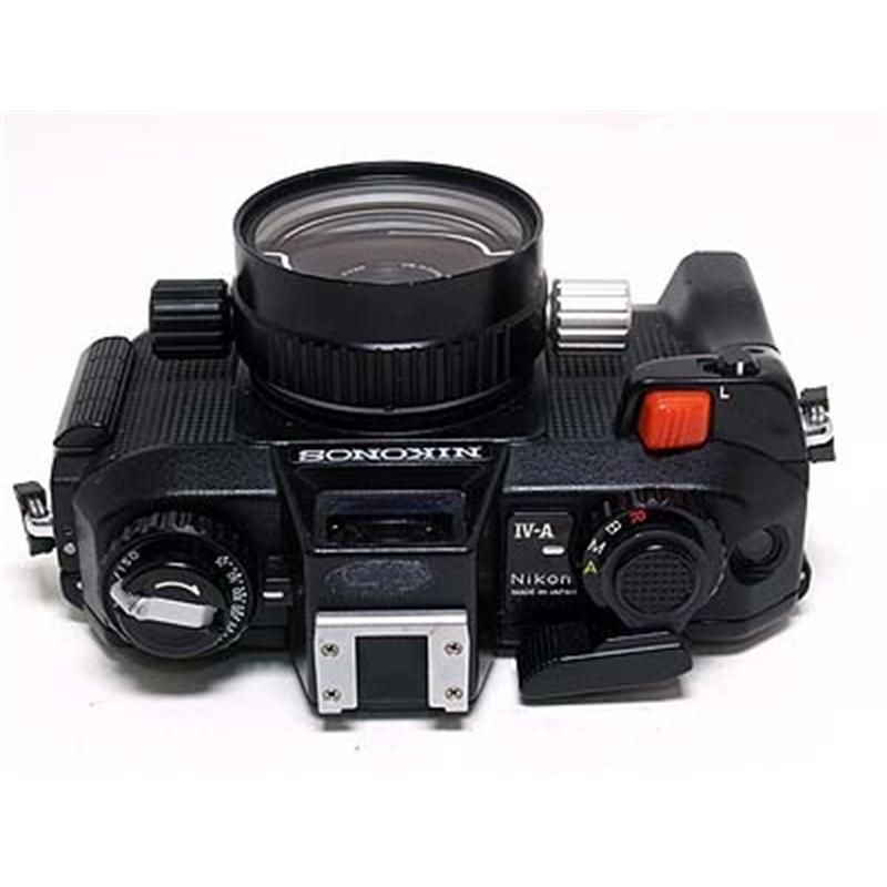 Nikonos IVA + 28mm F3.5 UW + SB103 Flash Thumbnail Image 2