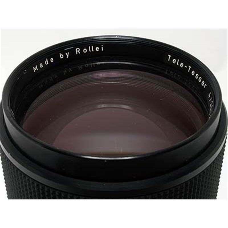 Rollei 200mm F4 HFT Tele Tessar Thumbnail Image 2