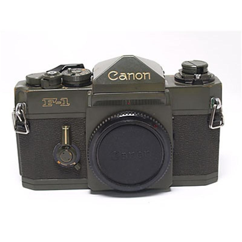 Canon F1 'Olive Drab' Body Only Thumbnail Image 0