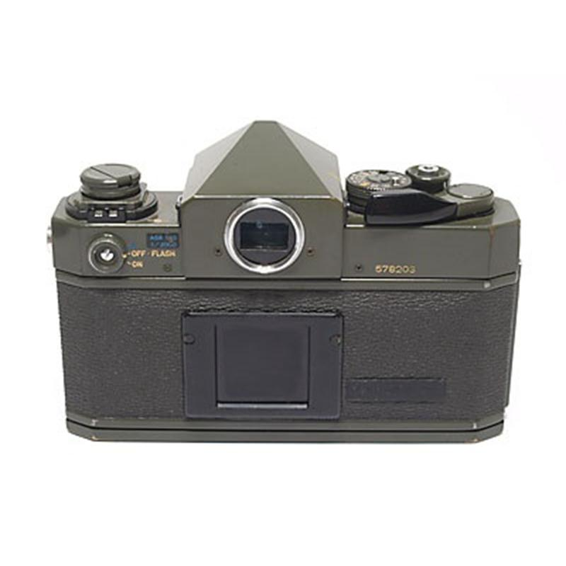 Canon F1 'Olive Drab' Body Only Thumbnail Image 2