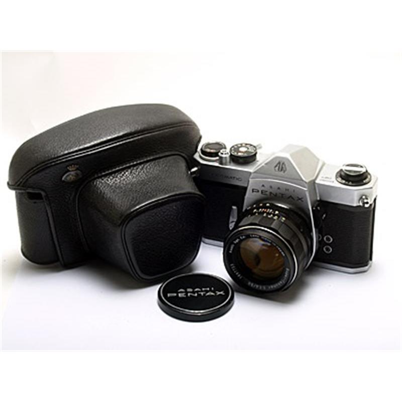 Pentax Spotmatic + 50mm F1.4 Thumbnail Image 0
