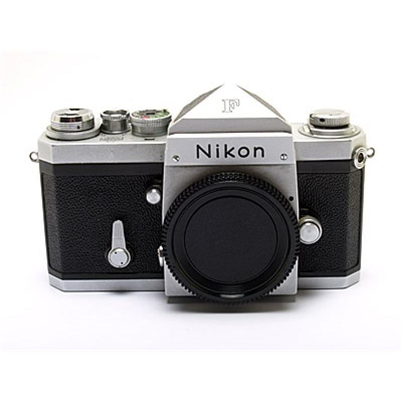 Nikon F 'Red Dot' Chrome Body Only Thumbnail Image 1