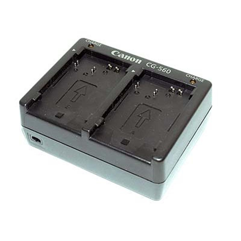 Canon CG-560 Twin Charger (for BP511 Battery) Thumbnail Image 0