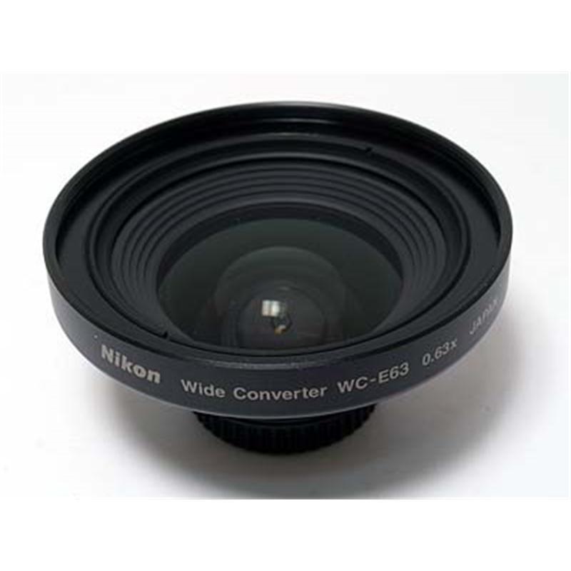 Nikon WC-E63 Wide Angle Converter Thumbnail Image 1