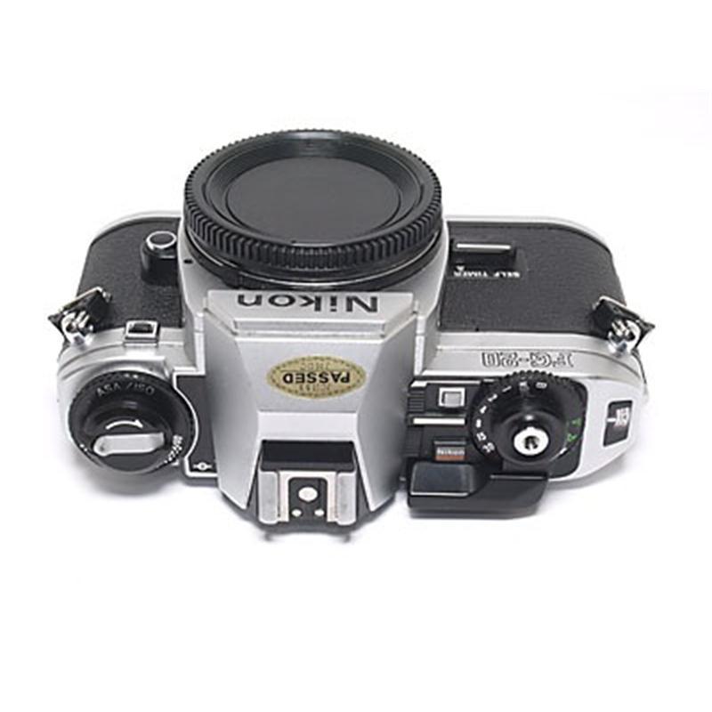 Nikon FG20 Body Only - Chrome Thumbnail Image 0
