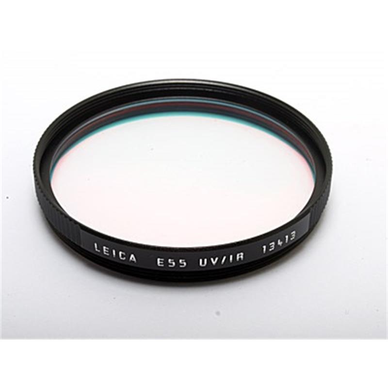 Leica E55 UV/IR - Black Image 1