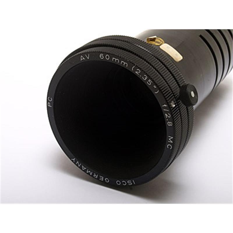 Isco 60mm F2.5 PC AV Image 1