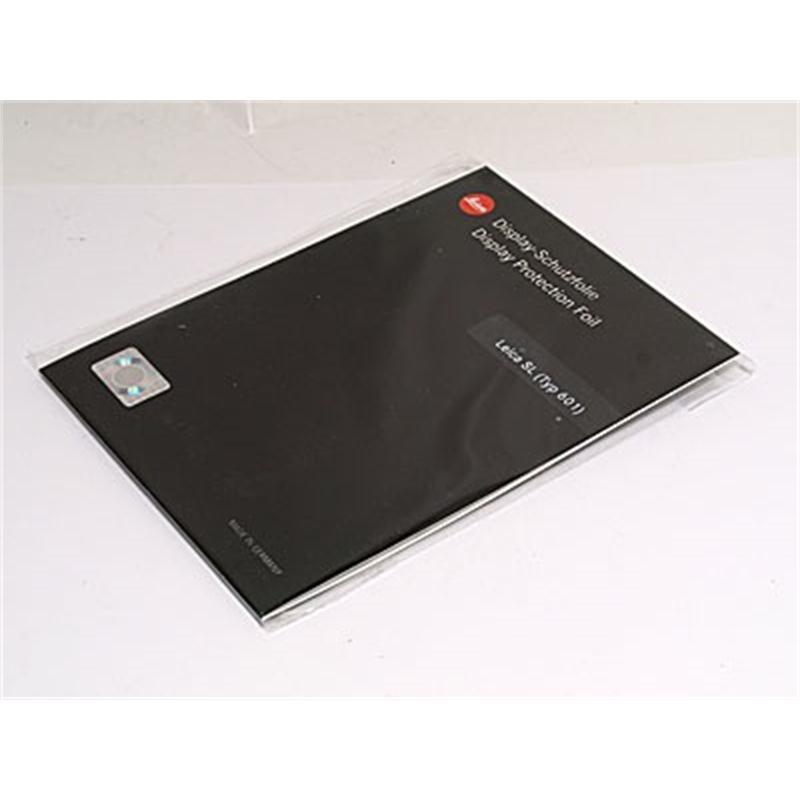 Leica SL Display Protection Foil Image 1