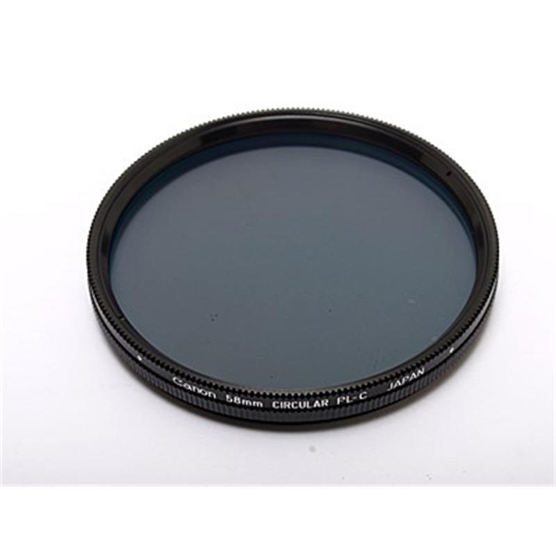 Canon 58mm Circular Polariser Thumbnail Image 0