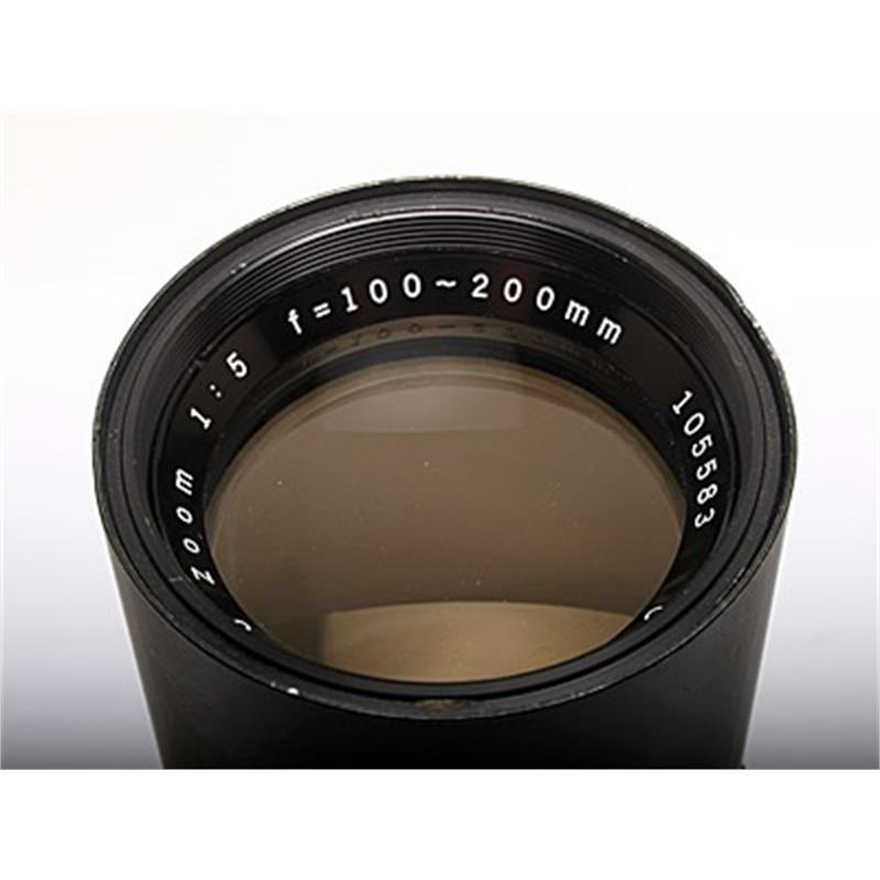 Olympus 100-200mm F5 Zuiko Thumbnail Image 1