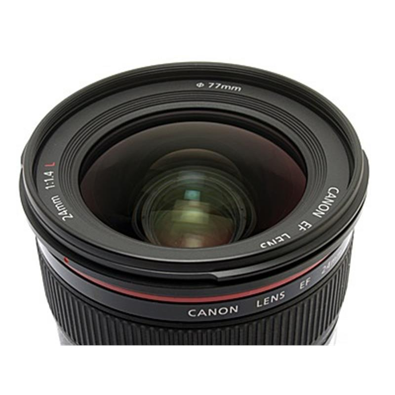 Canon 24mm F1.4 L USM II Thumbnail Image 2