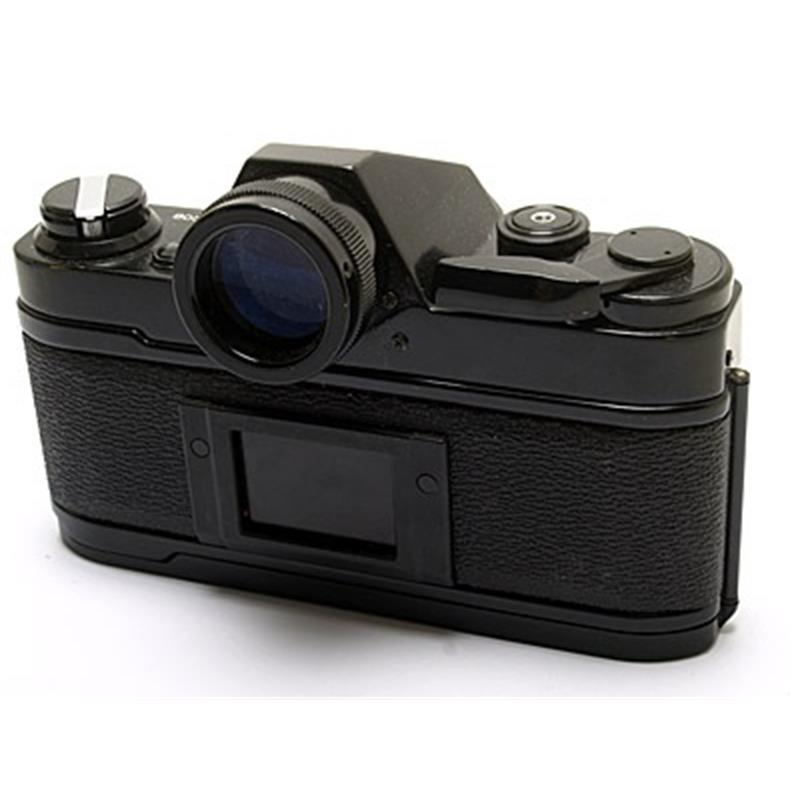 Canon F-A Body Only - Black Thumbnail Image 1
