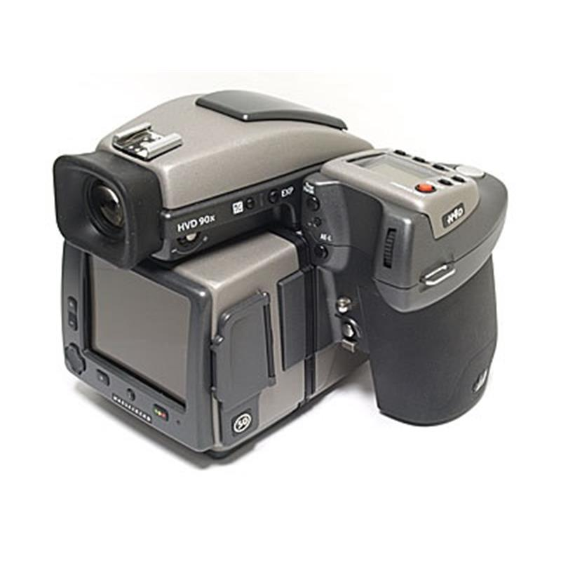 Hasselblad H4D + Prism + 50MP Digital Back Thumbnail Image 1