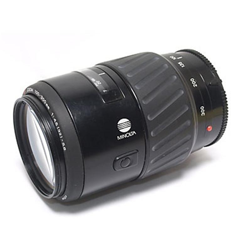 Minolta 100-300mm F4.5-5.6 AF Thumbnail Image 0