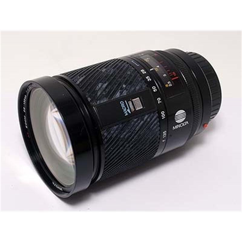 Minolta 28-135mm F4-5.6 AF Thumbnail Image 1