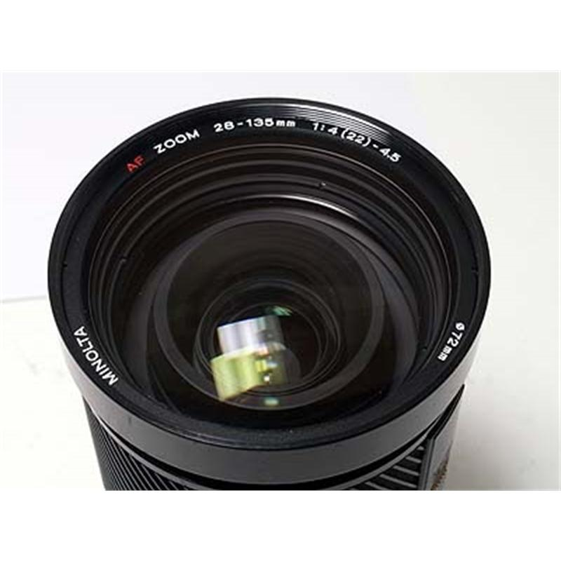 Minolta 28-135mm F4-5.6 AF Thumbnail Image 2