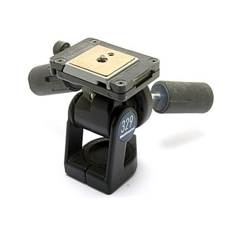 Manfrotto MN329 Head Image 1