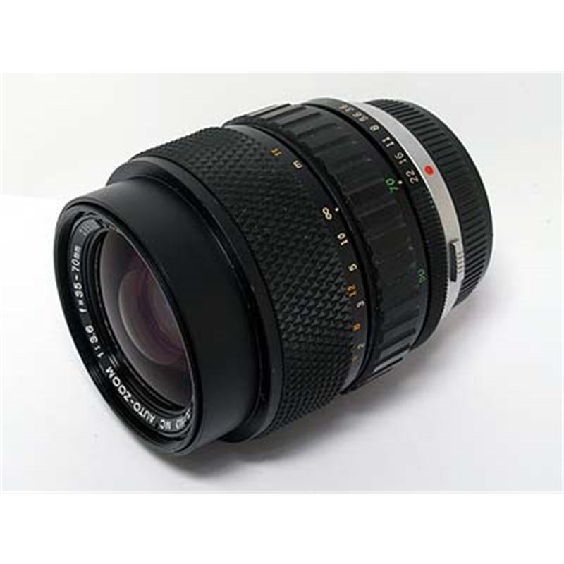 Olympus 35-70mm F3.6 Zuiko Thumbnail Image 0