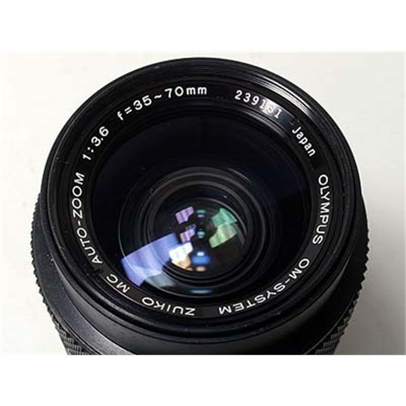 Olympus 35-70mm F3.6 Zuiko Thumbnail Image 1