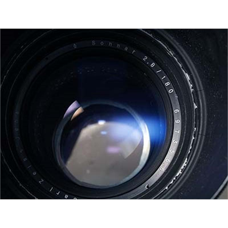 Zeiss 180mm F2.8 Sonnar Thumbnail Image 0