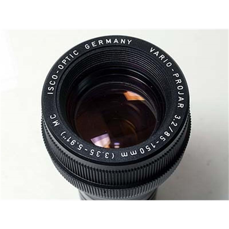 Isco 85-150mm F3.2 Image 1