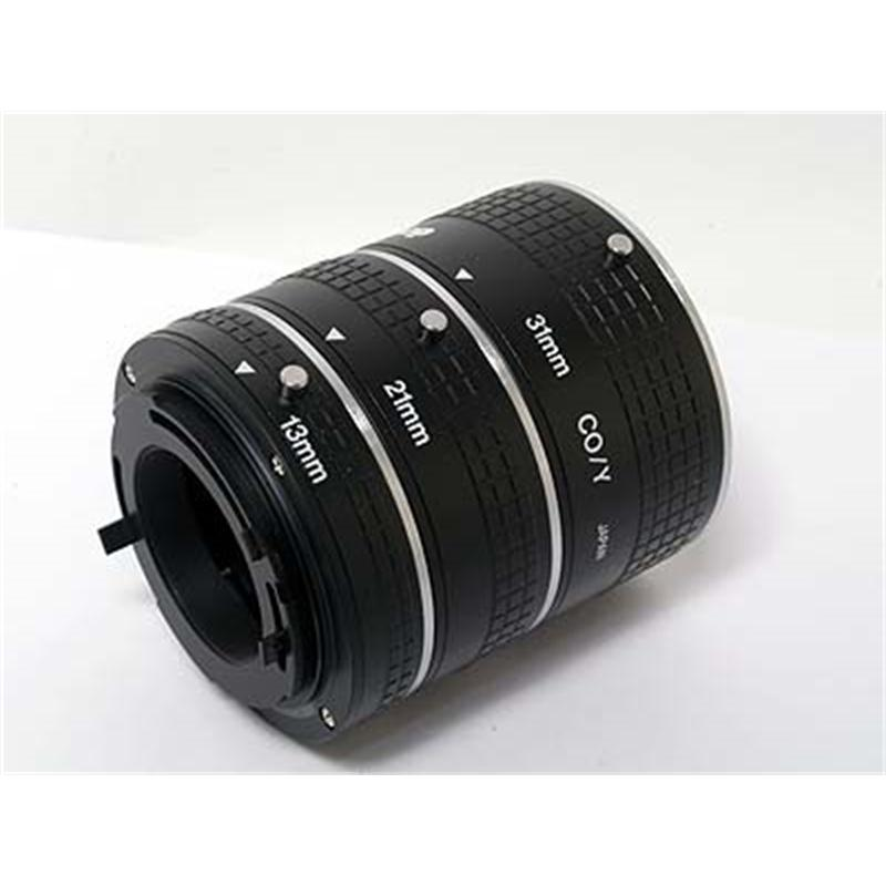 Jessops Extension Tube Set - Contax Image 1
