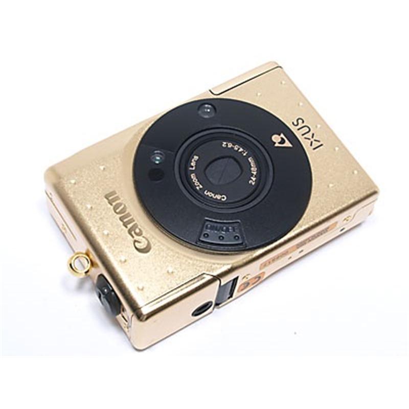 Canon Ixus Gold Limited Edition Thumbnail Image 0