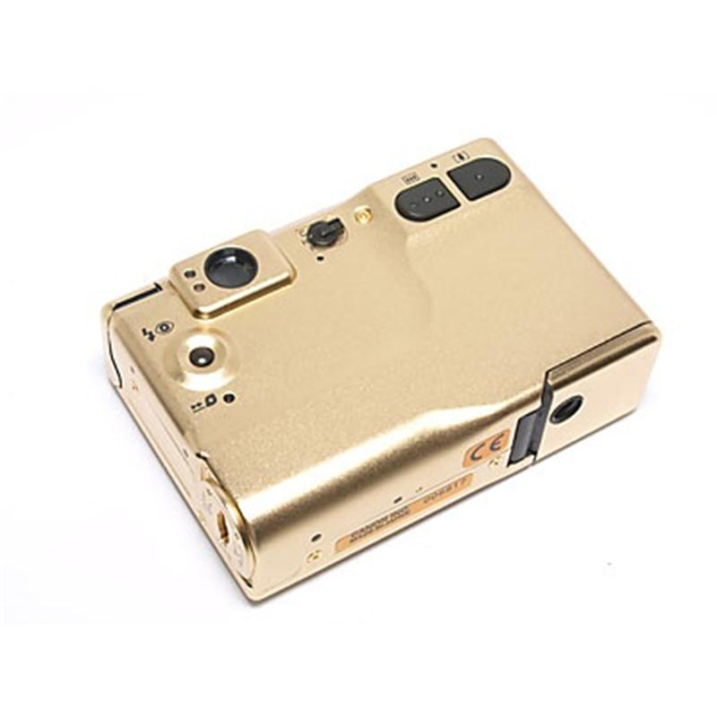 Canon Ixus Gold Limited Edition Thumbnail Image 1