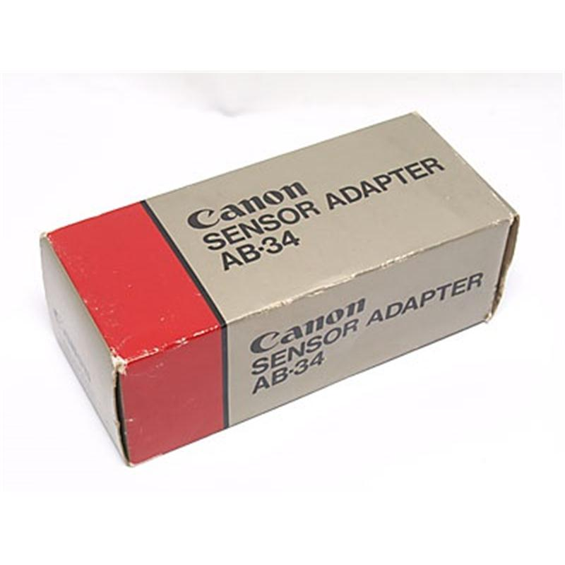 Canon Sensor Adapter AB-34 Thumbnail Image 1