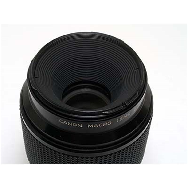 Canon 100mm F4 FD Macro + Tube Thumbnail Image 2