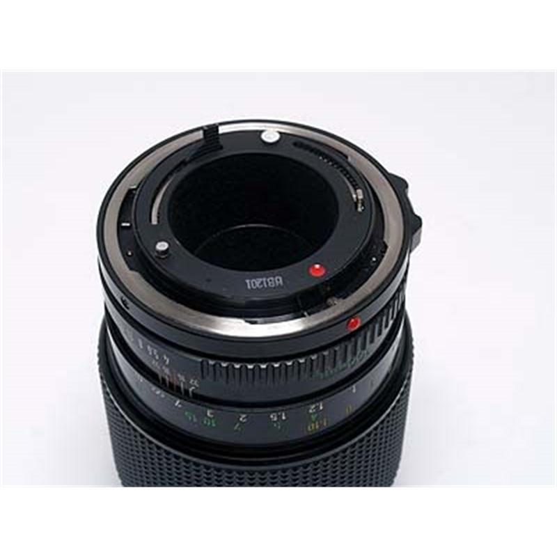 Canon 100mm F4 FD Macro + Tube Thumbnail Image 0
