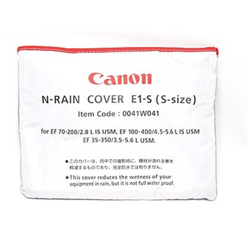 Canon N-Raincover E1-S Image 1
