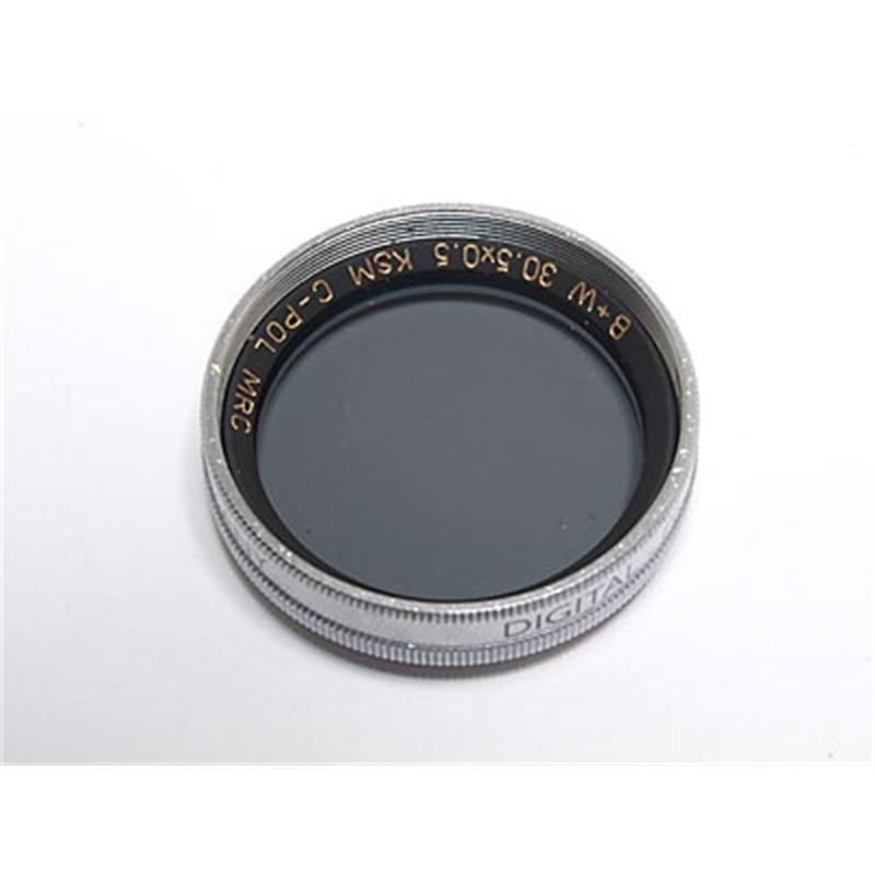 B+W 30.5mm Kasemann Circular Polariser Image 1