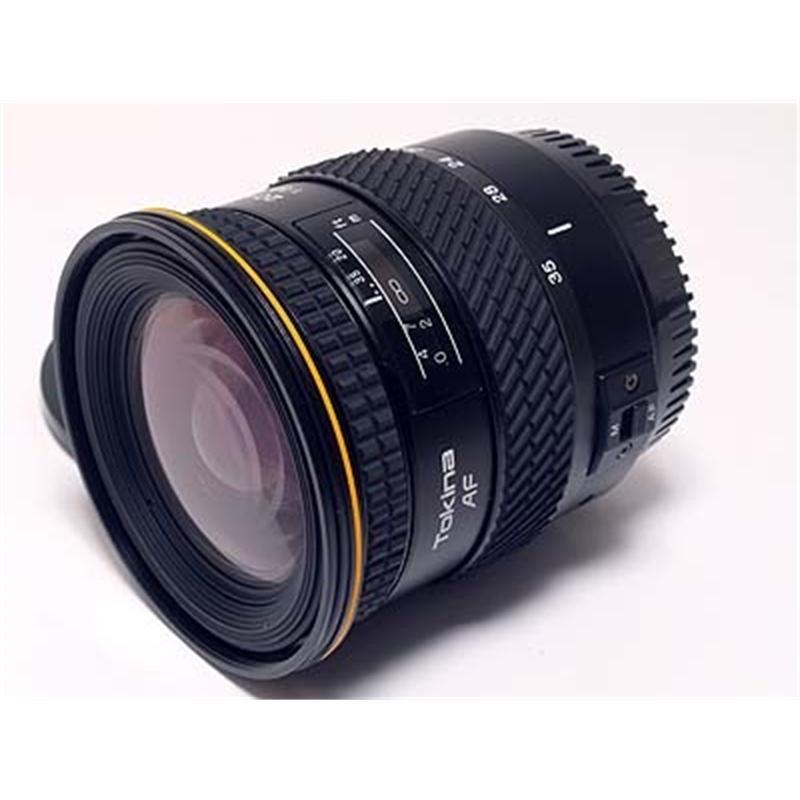 Tokina 20-35mm F2.8 ATX Pro - Canon EOS Thumbnail Image 2