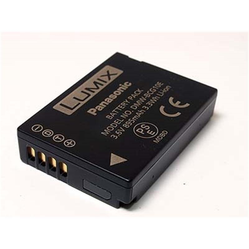 Panasonic DMW-BCG10 Battery Thumbnail Image 1