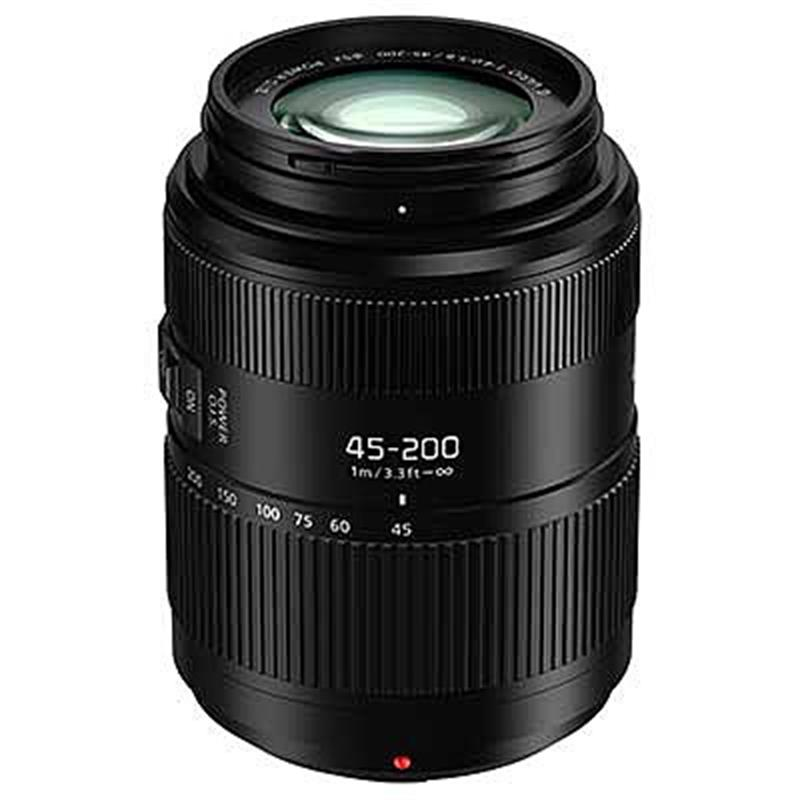 Panasonic 45-200mm F4.0-5.6 II G Vario Power OIS  Image 1