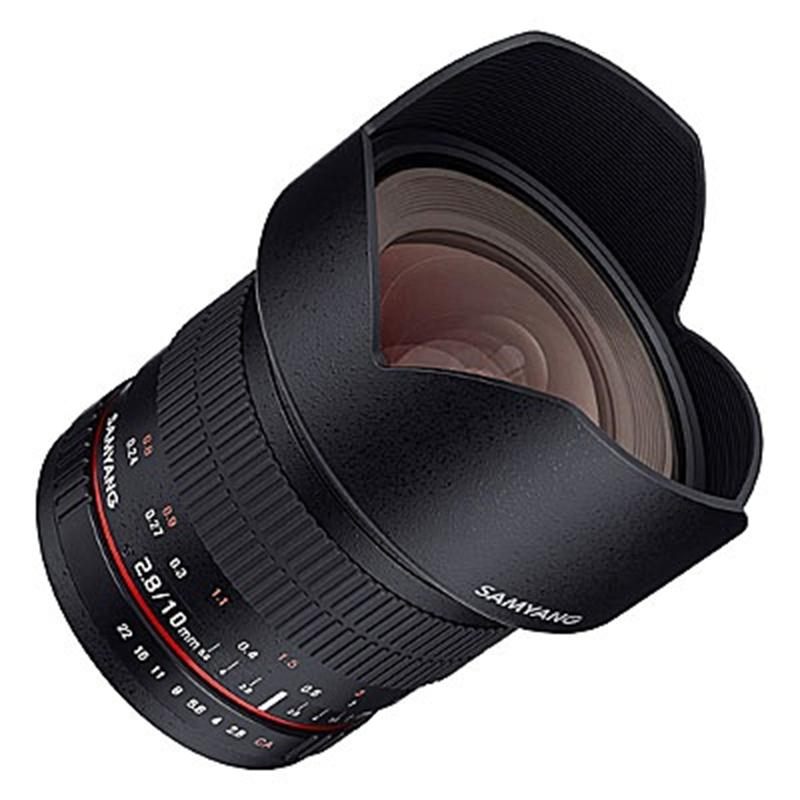 Samyang 10mm F2.8 ED AS NCS CS - Micro 4/3rds Image 1