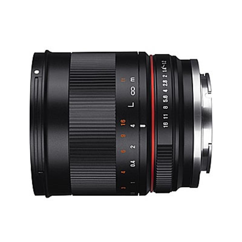 Samyang 50mm F1.2 AS UMC CS Lens - Micro 4/3rds Image 1