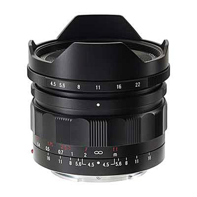 Voigtlander 15mm F4.5 E Super Wide Heliar Asph - Sony E Image 1