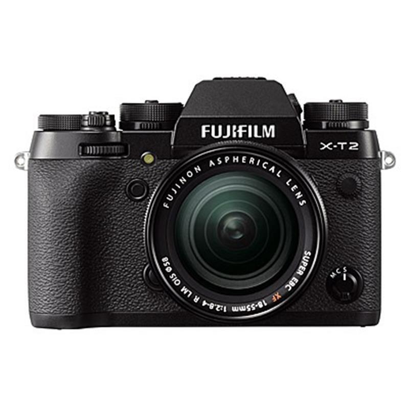 Fujifilm X-T2 + 18-55mm XF - Black Thumbnail Image 2