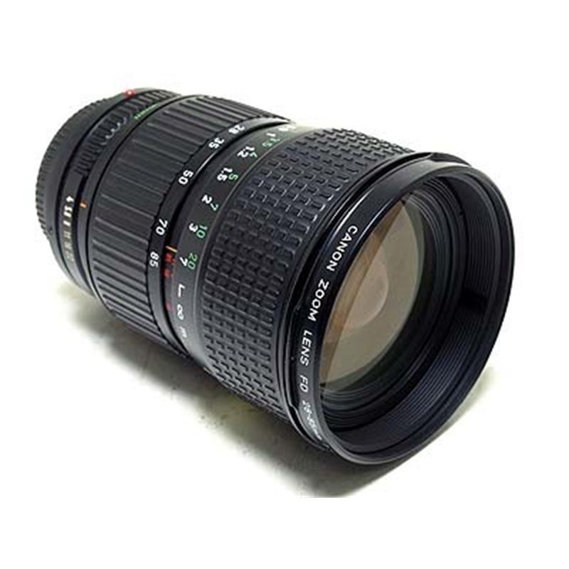 Canon 28-85mm F4 FD Image 1