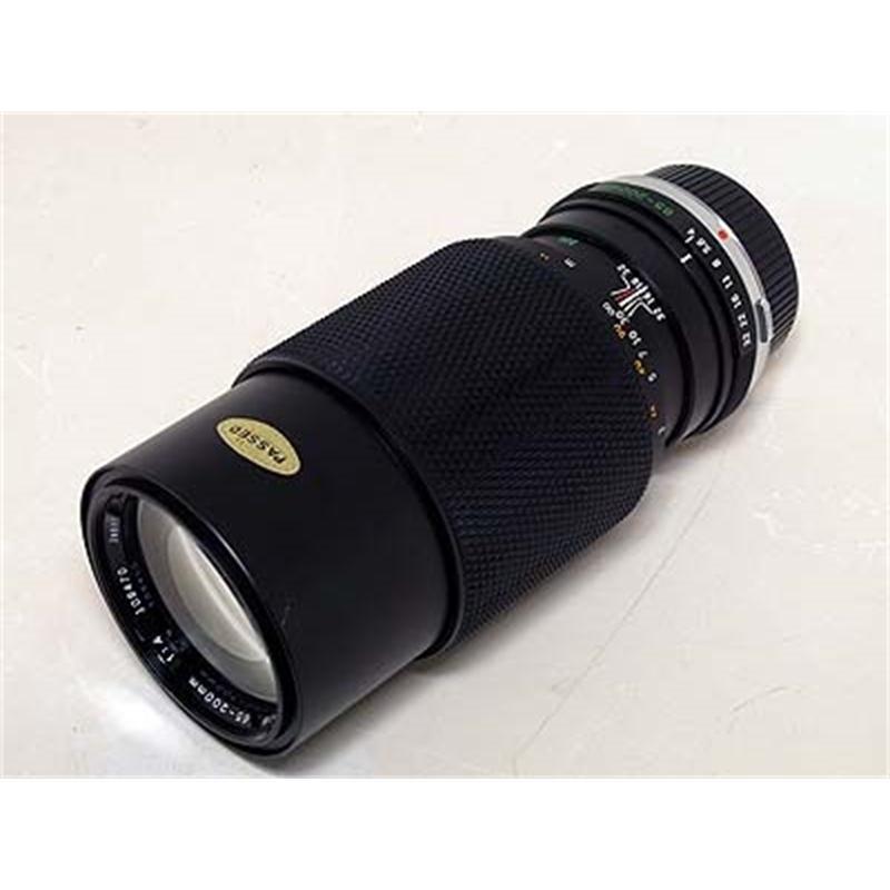 Olympus 65-200mm F4 Zuiko Image 1