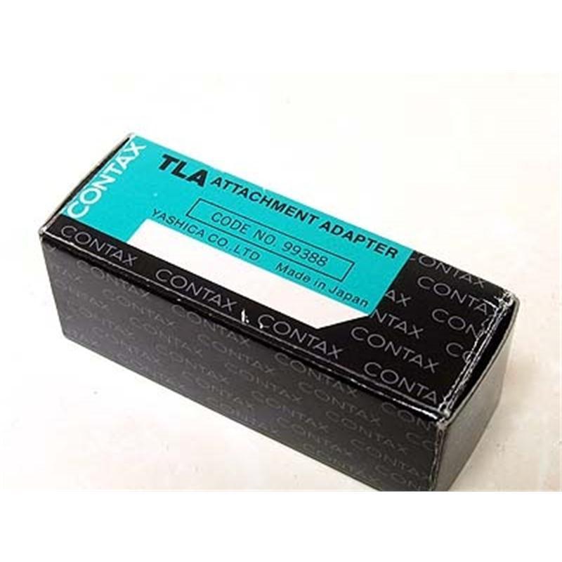Contax TLA Attachment Adapter Image 1