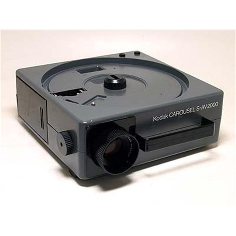 Kodak SAV2000 + 100mm Image 1