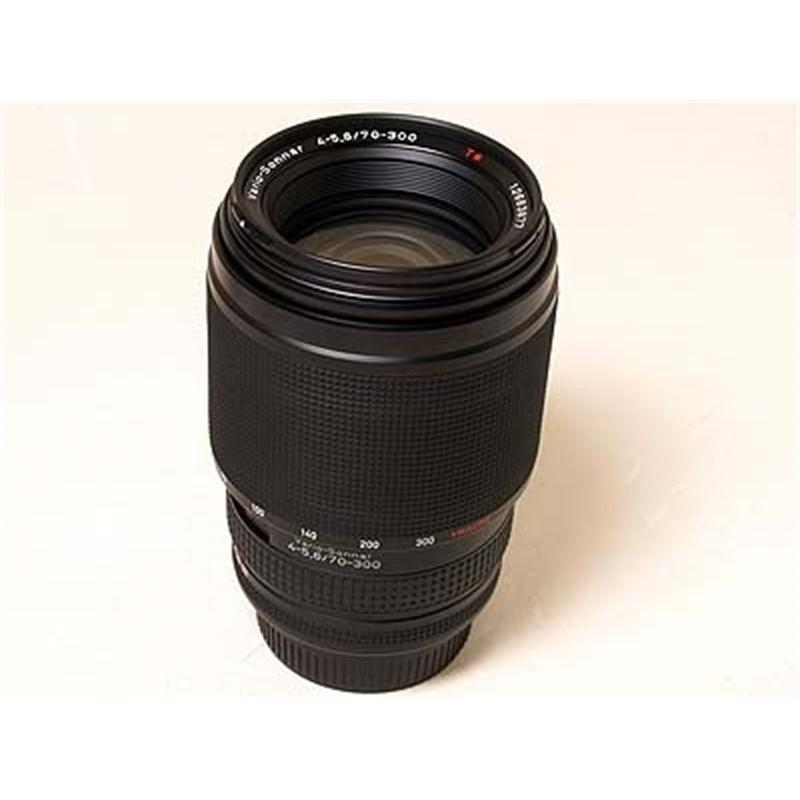 Contax 70-300mm F4-5.6 AF Image 1