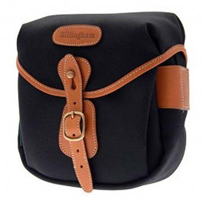 Billingham Hadley Digital - Black / Tan Image 1