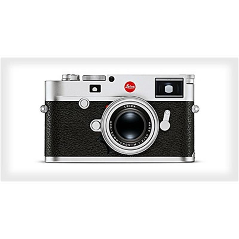 Leica M10 Body Only - Chrome Image 1