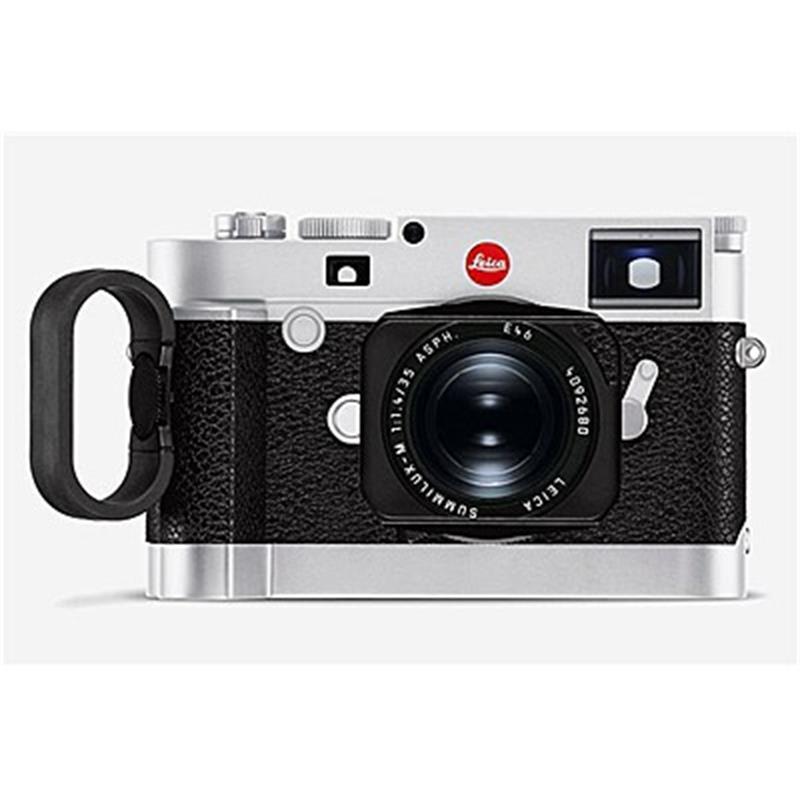 Leica Handgrip Black Chrome M10 24018 Image 1